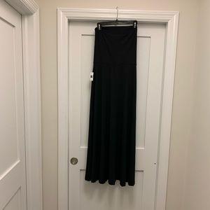 GAP Dresses - GAP Black Maxi Dress